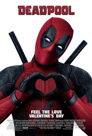 Deadpool (2016) Main Poster
