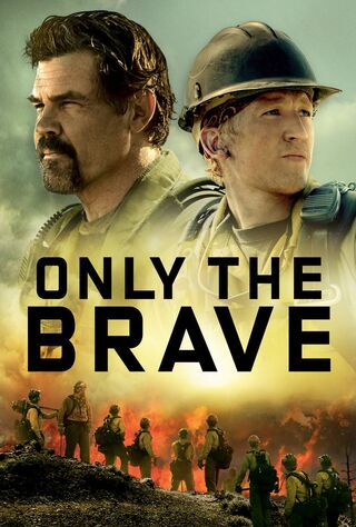 Only The Brave (2017) Main Poster