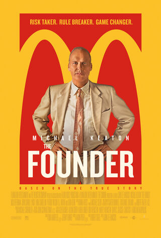 The Founder (2017) Main Poster