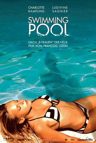 Swimming Pool (2003) Main Poster