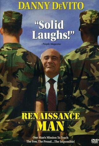 Renaissance Man (1994) Main Poster