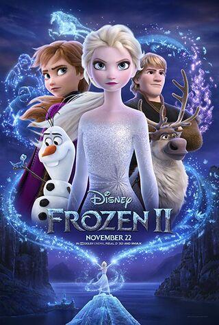 Frozen II (2019) Main Poster