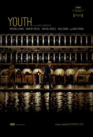 Youth (2015) Main Poster