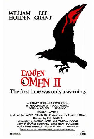 Damien: Omen II (1978) Main Poster
