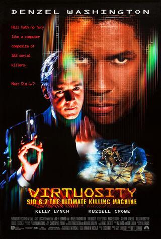 Virtuosity (1995) Main Poster
