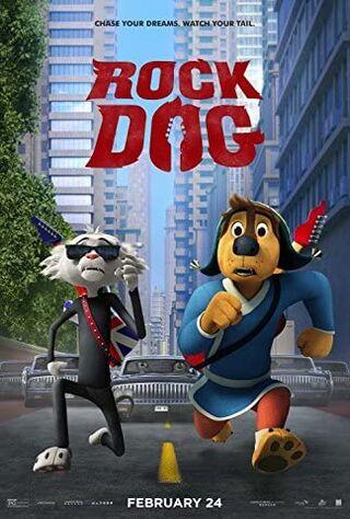 Rock Dog (2017) Main Poster