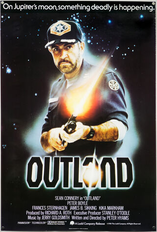 Outland (1981) Main Poster