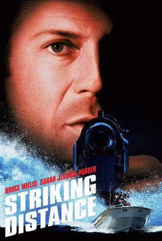Striking Distance (1993) Main Poster