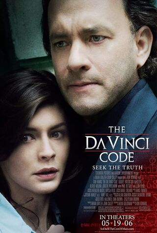 The Da Vinci Code (2006) Main Poster