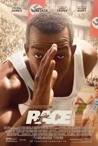 Race (2016) Main Poster