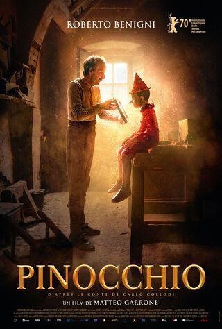 Pinocchio (2019) Main Poster