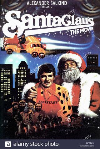 Santa Claus: The Movie (1985) Main Poster