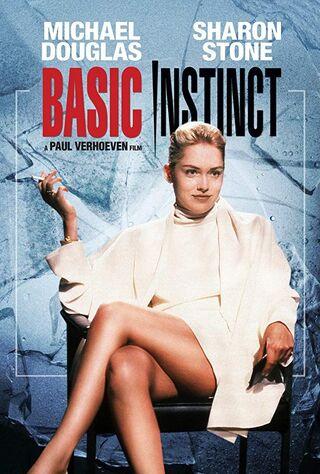 Basic Instinct (1992) Main Poster