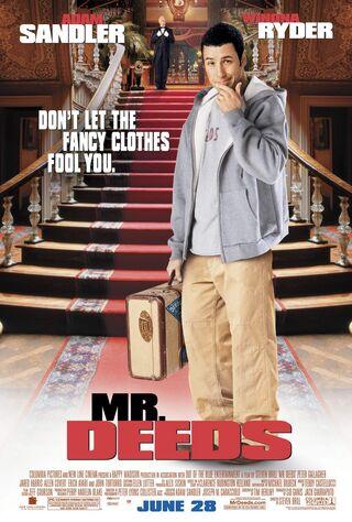 Mr. Deeds (2002) Main Poster