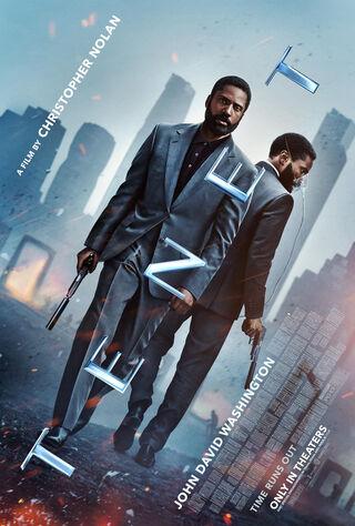 Tenet (2020) Main Poster