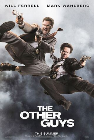 The Other Guys (2010) Main Poster