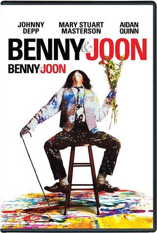 Benny & Joon (1993) Main Poster