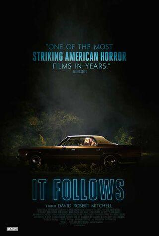 It Follows (2015) Main Poster