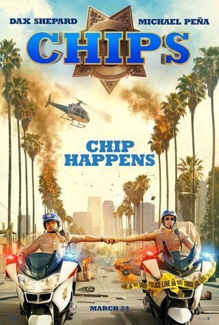 Chips (2017) Main Poster