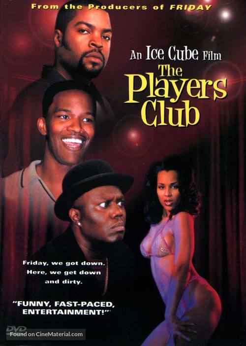 The Players Club (1998) Main Poster