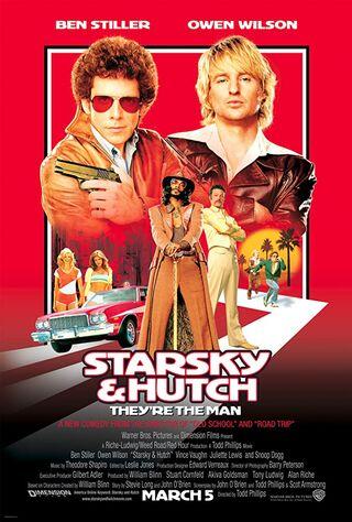 Starsky & Hutch (2004) Main Poster