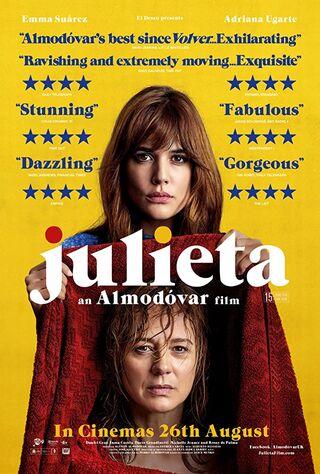 Julieta (2016) Main Poster