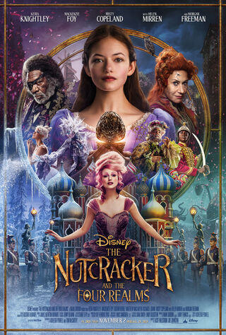 The Nutcracker And The Four Realms (2018) Main Poster