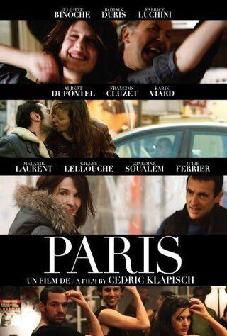 Paris (2008) Main Poster