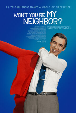 Won't You Be My Neighbor? (2018) Main Poster