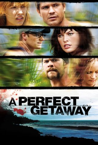 A Perfect Getaway (2009) Main Poster