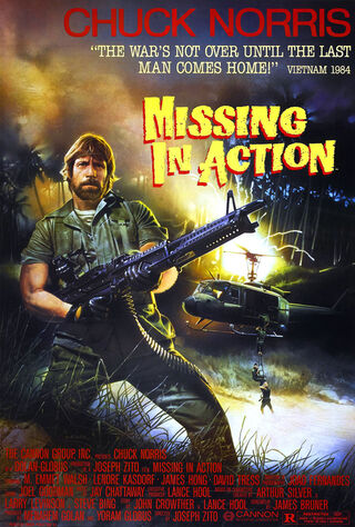 Missing In Action (1984) Main Poster