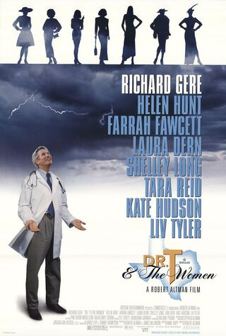 Dr. T & The Women (2000) Main Poster
