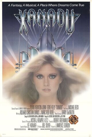 Xanadu (1980) Main Poster