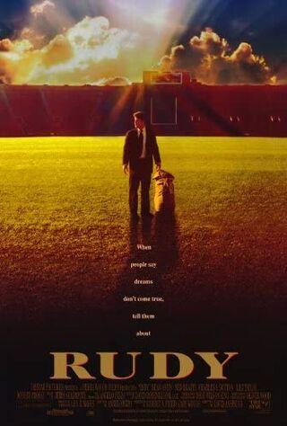 Rudy (1993) Main Poster