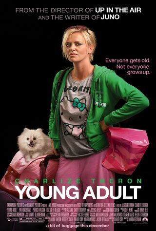 Young Adult (2011) Main Poster