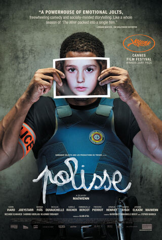 Polisse (2011) Main Poster