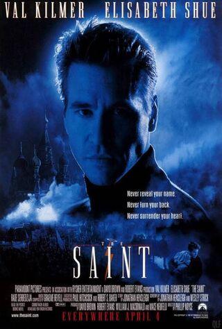 The Saint (1997) Main Poster