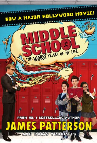 Middle School: The Worst Years Of My Life (2016) Main Poster