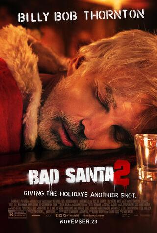 Bad Santa 2 (2016) Main Poster