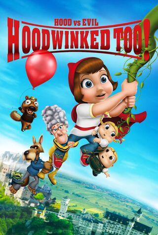 Hoodwinked Too! Hood Vs. Evil (2011) Main Poster