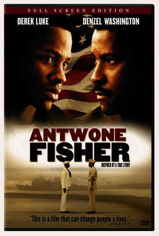 Antwone Fisher (2003) Main Poster