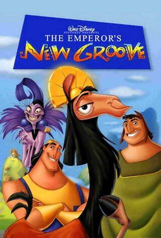 The Emperor's New Groove (2000) Main Poster