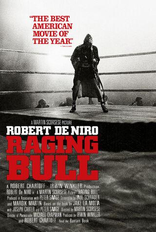 Raging Bull (1980) Main Poster