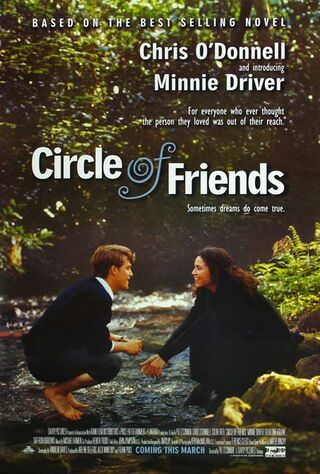 Circle Of Friends (1995) Main Poster