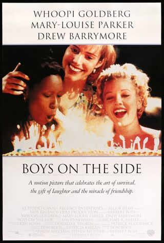 Boys On The Side (1995) Main Poster