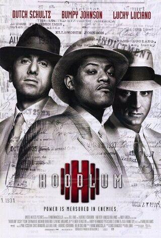 Hoodlum (1997) Main Poster