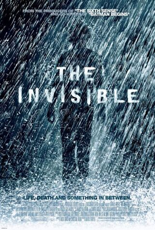 The Invisible (2007) Main Poster