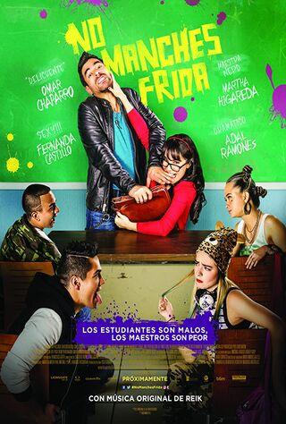 No Manches Frida (2016) Main Poster