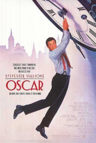 Oscar (1991) Main Poster