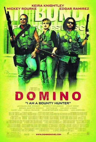 Domino (2005) Main Poster